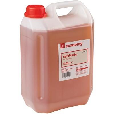 Grosspackung Economy Apfelessig 5% 5 l