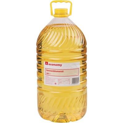 Grosspackung Economy Sonnenblumenöl 10 l