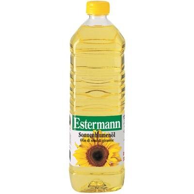 Grosspackung Estermann Sonnenblumenöl 15 x 1 l = 15 Liter