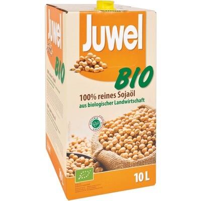 Grosspackung Juwel Bio Sojaöl Box 10 l