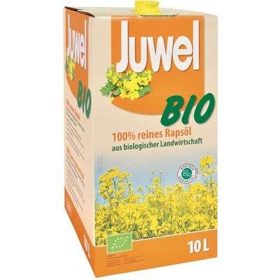 Grosspackung Juwel Bio Rapsöl 10 l