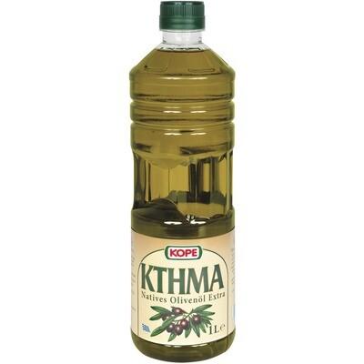 Grosspackung Kope Griechisches Olivenöl extra vergine 6 x 1 l = 6 Liter