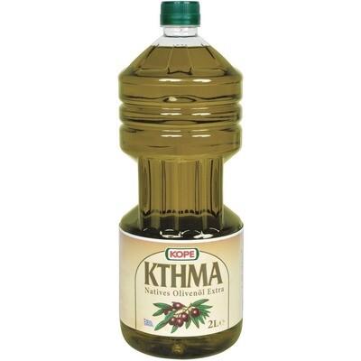 Grosspackung Kope Kthma Griechisches Olivenöl 6 x 2 l = 12 Liter