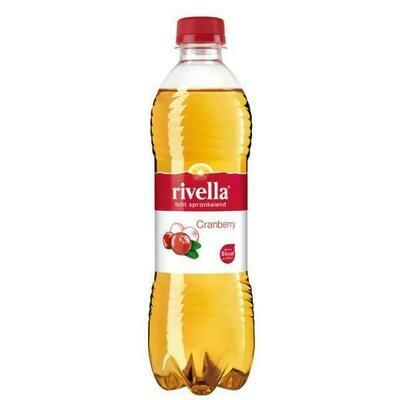 Grosspackung Rivella Cranberry Flaschen 12 x 0,5 Liter = 6 Liter Holland Import