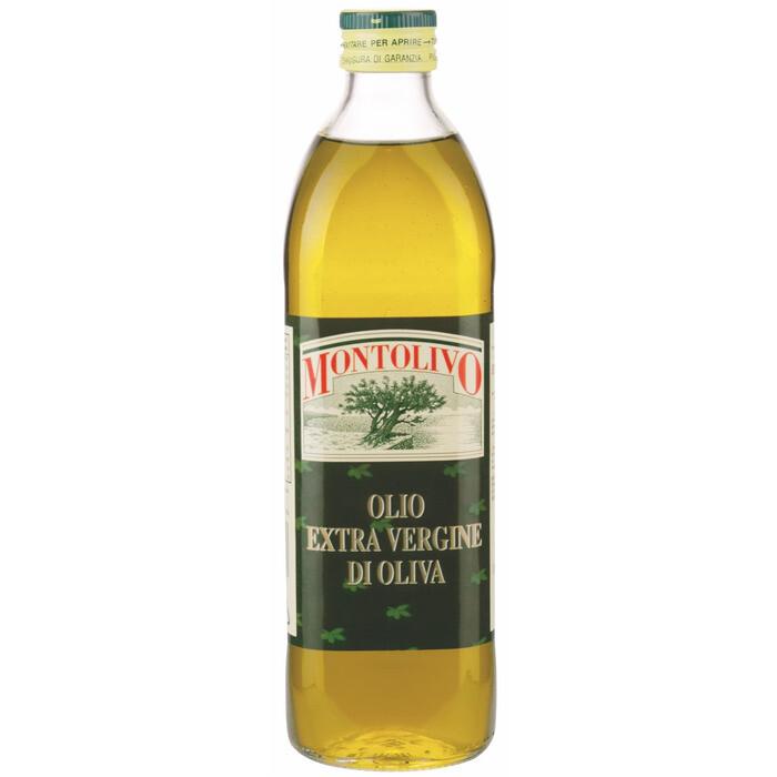Grosspackung Montolivo Olivenöl extra vergine 6 x 1 l = 6 Liter
