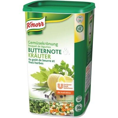 Grosspackung Knorr Gemüsekrönung Butternote & Kräuter 6 x 1 kg = 6 kg