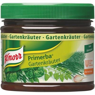 Grosspackung Knorr Primerba Gartenkräuter 2 x 340 g = 0.68 kg