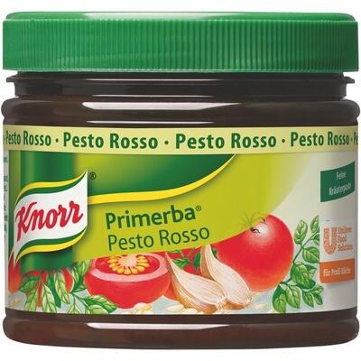 Grosspackung Knorr Primerba Pesto rosso 2 x 340 g = 0.68 kg