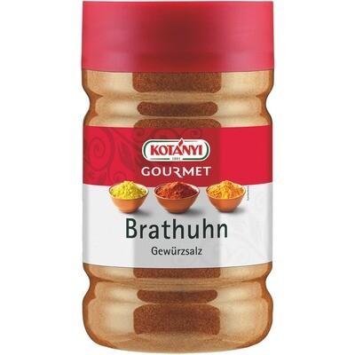 Grosspackung Kotanyi Brathuhngewürz mit Salz 1200 ccm Poulet Gewürz