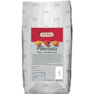 Grosspackung Kotanyi Pökelsalz 10 x 1 kg = 10 kg