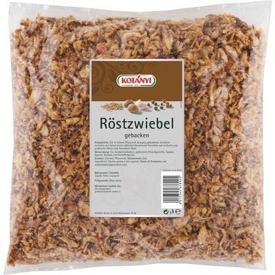 Grosspackung Kotanyi Röstzwiebel 1 kg
