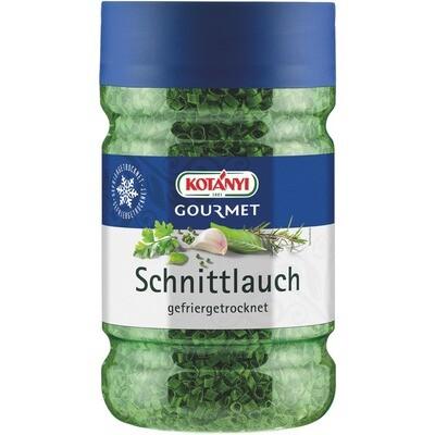 Grosspackung Kotanyi Schnittlauch gefriergetrocknet 1200 ccm