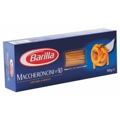 Grosspackung Barilla Maccheroncini 24 x 500 g = 12 kg