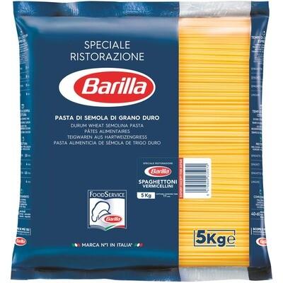Grosspackung Barilla Teigwaren Spaghettini No. 7 /  3 x 5 kg = 15 kg