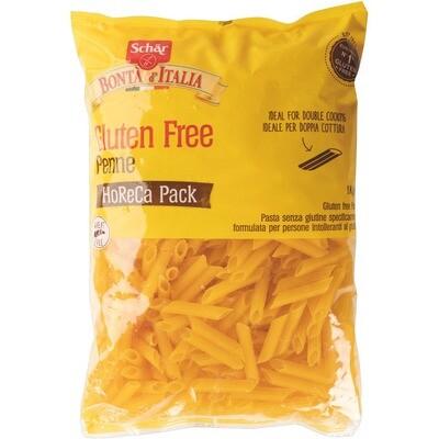 Grosspackung Dr. Schär Penne glutenfreie Pasta 3 x 1 kg = 3 kg