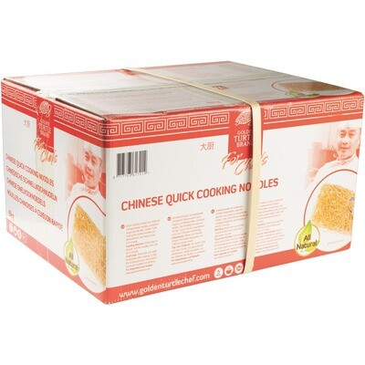 Grosspackung Golden Turtel Chinese Quick Cooking Nudeln ohne Ei 6 kg