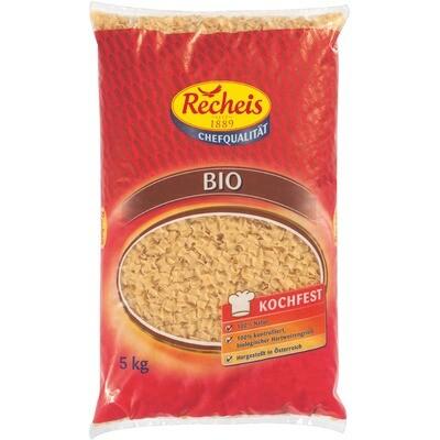 Grosspackung Recheis Bio Fleckerl 5 kg Pasta Nudeln
