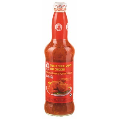 Grosspackung Cock Sweet Chili Sauce 12 x 800 g = 9,6 kg