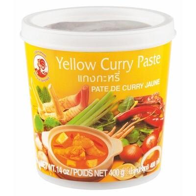 Grosspackung Currypaste gelb 24 x 400 g = 9,6 kg