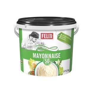 Grosspackung Felix Mayonnaise 50% Fett 4,5 kg