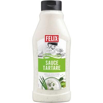 Grosspackung Felix Sauce Tartare 8 x 1,1 l = 8,8 Liter