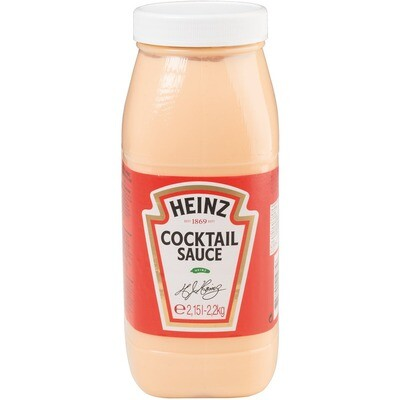 Grosspackung Heinz Cocktail Sauce 2,25 kg