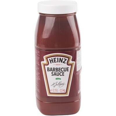 Grosspackung Heinz Sauce Barbecue 2,5 kg