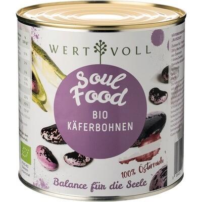 Grosspackung Wertvoll Bio Käferbohnen 2650 ml