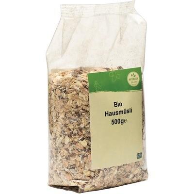 Grosspackung natürlich für uns Bio Hausmüesli 10 x 500 g = 5 kg