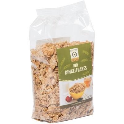 Grosspackung Natürlich für uns Bio Dinkelflakes 10 x 200g = 2 kg