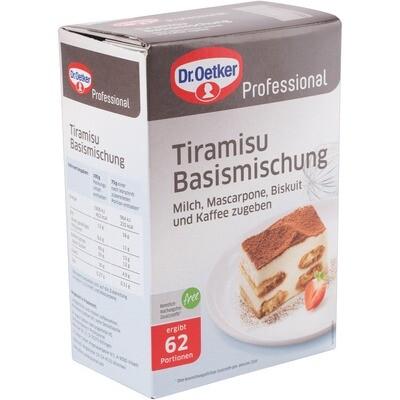 Grosspackung Dr. Oetker Tiramisu 1 kg