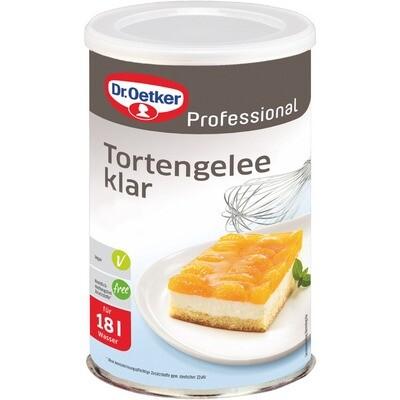 Grosspackung Dr. Oetker Tortengelee klar 1 kg