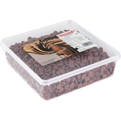 Grosspackung Freudenschuss Schokolinsen Vollmilch 1 kg