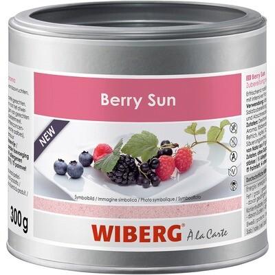 Grosspackung Wiberg Berry Sun mit natürlichen Aromen 3 x 470 ml = 1410 ml