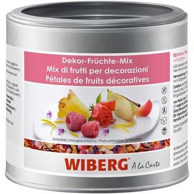 Grosspackung Wiberg Dekor Früchte Mix mit Blüten 3 x 470 ml = 1410 ml