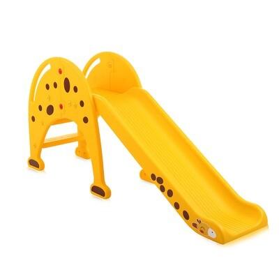 Baby Vivo Kinderrutsche / Rutsche - Giraffe in Gelb