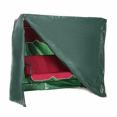 Strattore Abdeckung / Schutzhülle für Hollywoodschaukel - Grün