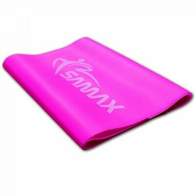 SAMAX Stretch Band 120 x 15 cm / 0,4 mm in Pink