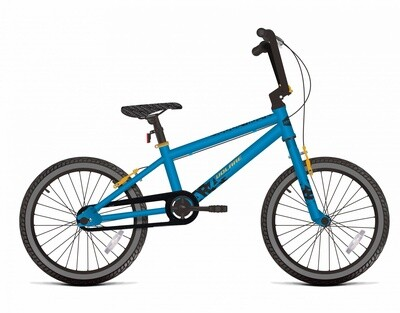 Volare BMX Velo Fahrrad Cool Rider 16 Zoll 25,4 cm Jungen Felgenbremse Blau