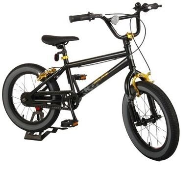 Volare BMX Velo Fahrrad Cool Rider 16 Zoll 25,4 cm Jungen Felgenbremse schwarz