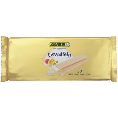 Grosspackung Auer Glace Waffel Eiswaffel 20 x 100 g = 2 kg