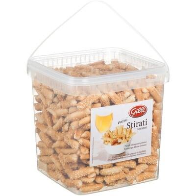 Grosspackung Gilli Mini Stirati Sesam 900 g