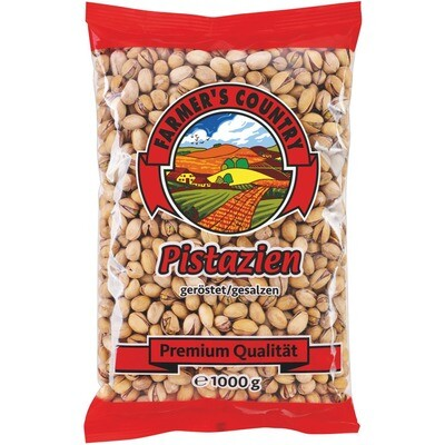 Grosspackung Farmers Country Pistazien 1 kg