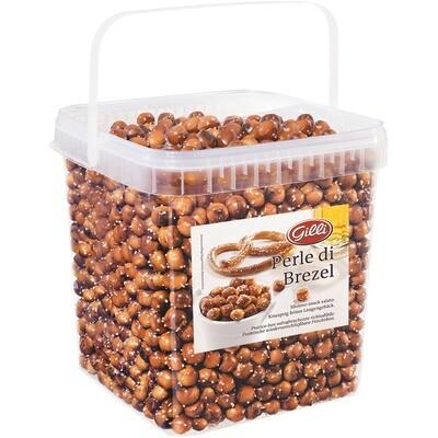 Grosspackung Gilli Laugengebäck Brezelperlen 1,6 kg