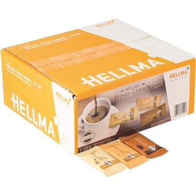Grosspackung Hellma Feines Gebäck 3er Mix 200 Stk.