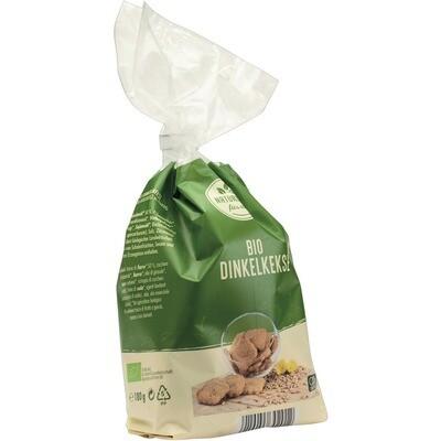 Grosspackung natürlich für uns Bio Kekse Dinkel 10 x 180g = 1,8 kg