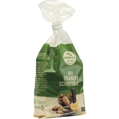 Grosspackung natürlich für uns Bio Kekse Orangen Schoko 10 x 180g = 1,8 kg
