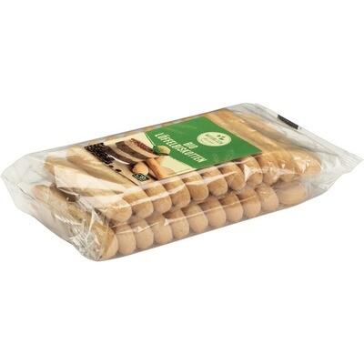 Grosspackung natürlich für uns Bio Weizen Löffelbiskotten 12 x 200 g    = 2,4 kg