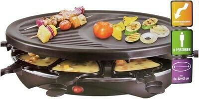 Raclette Party Grill für 8 Personen