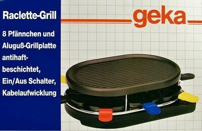 Raclette Grill für 8 Personen